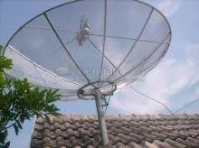 Foto: Pasang Parabola 100% Gratis Iuran Bulanan
