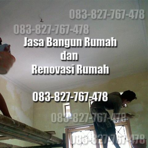 Foto: Tukang Bangunan Borongan Dan Harian Murah Di Bandung