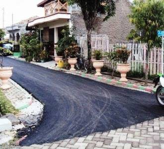 Foto: Jasa Pengaspalan Jalan