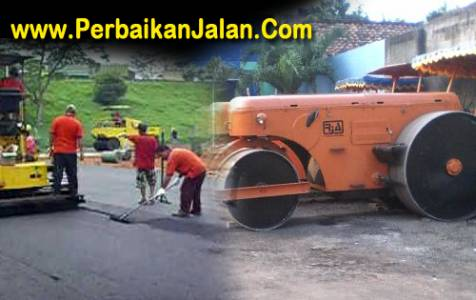 Foto: Jasa Perbaikan Jalan