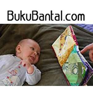 Foto: Buku Bantal, Aman Dan Edukatif Buat Balita Anda