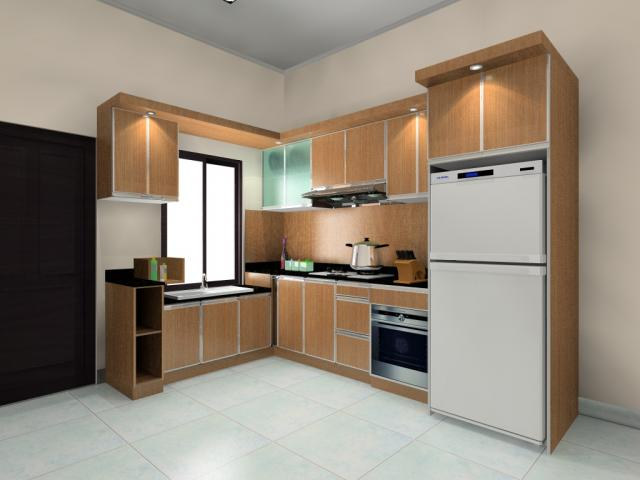 Foto: Jasa Kitchen Set Jogja