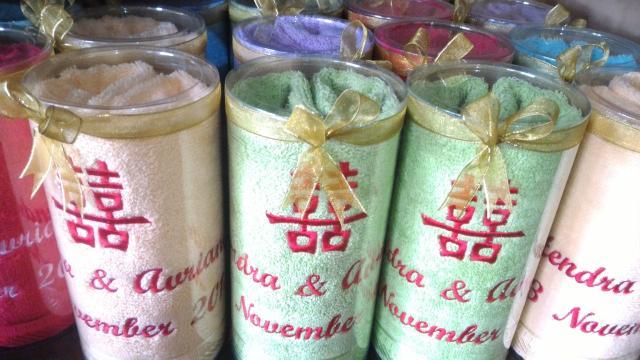 Foto: Jasa Pembuatan Souvenir Handuk