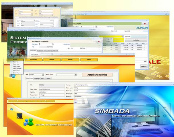 Foto: Aplikasi Software Berbasis Desktop