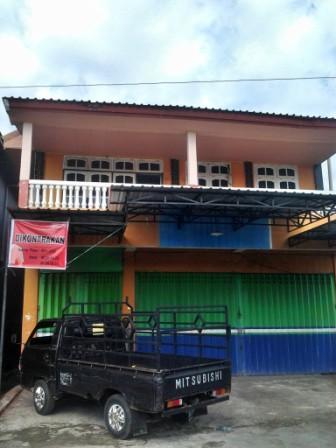 Foto: Ruko Dikontrakan/Dijual Lokasi Tengah Kota Sumbawa Besar