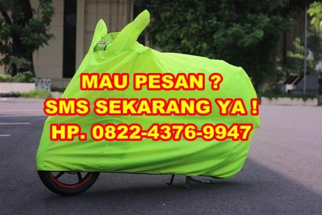 Foto: Cover Sepeda Motor, Tutup Motor, Cover Body Motor