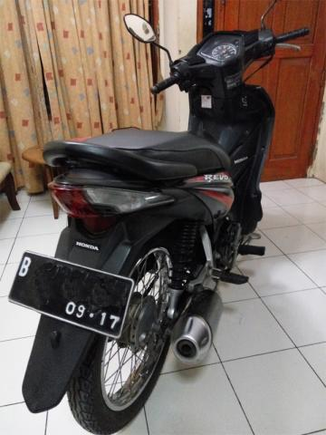 Foto: Dijual Cepat Honda Revo Tahun 2012