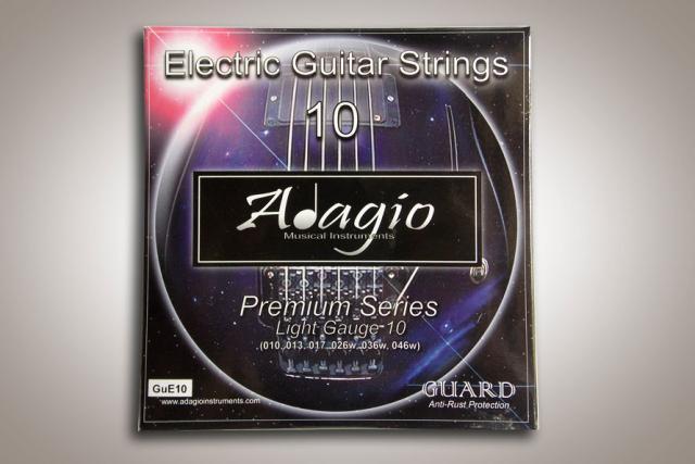 Foto: Jual Senar Gitar Adagio Premium Electric 10