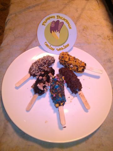 Foto: Jual Pisang Coklat Delicious