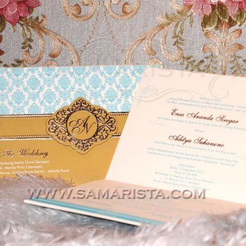 Foto: Cetak Kartu Undangan Pernikahan Dengan Bahan Kualitas Terbaik