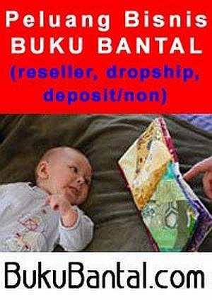 Foto: Reseller / Distributor Buku Bantal