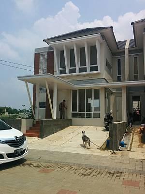 Foto: Dijual Rumah Baru Siap Huni Posisi Hook Di Bukit Cimanggu City