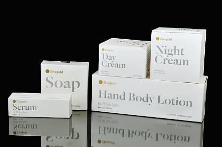 Foto: Zivagold Skincare Cream Pemutih Wajah Aman Dan Terdaftar BPOM