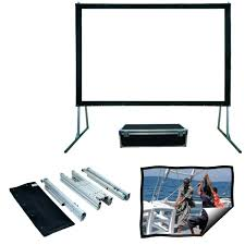 Foto: Screen Projector Fastfold