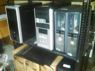 Foto: Dibeli Komputer Second Eks Kantor Dan Warnet