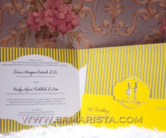 Foto: Jasa Cetak Kartu Undangan Pernikahan Terbaik