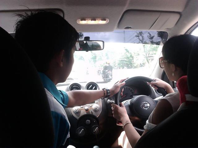 Foto: Kursus Stir Mobil Ungaran Salatiga Ambarawa Bawen