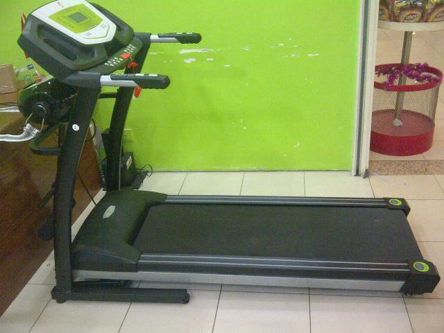 Foto: Treadmill Elektrik 4110