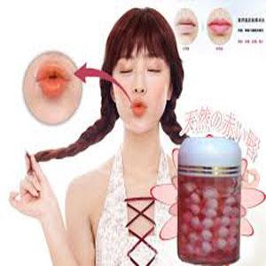 Foto: Obat Pemerah Bibir Bunga Cerry