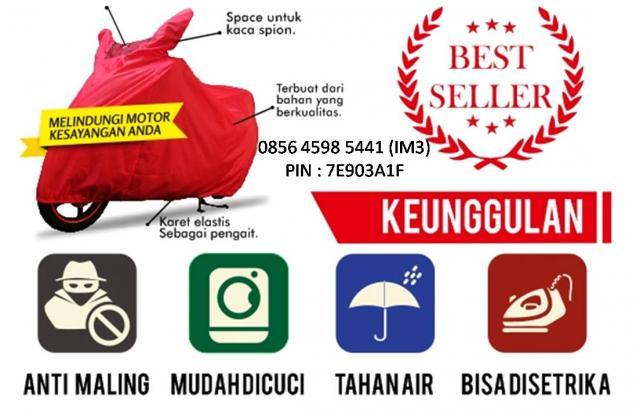 Foto: Jual Sarung Motor, Jual Cover Motor