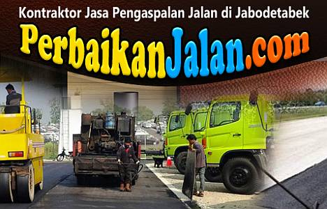 Foto: Kontraktor Jasa Perbaikan Jalan