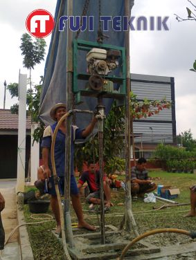 Foto: Jasa Pengeboran Jet Pump