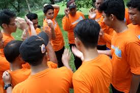 Foto: Training Indoor Outdoor Motivasi Outbound Gathering Dan Management