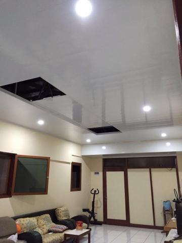 Foto: Paket Plafon PVC + Lantai Parkit Murah Jakarta Tangerang Cibubur Bogor Depok