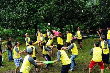 Foto: Eo Outbound Di Bandung Paket Murah