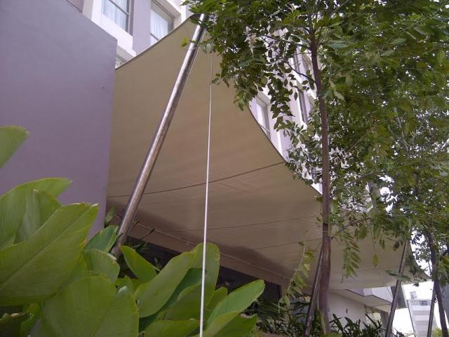 Foto: Tenda Membrane Profesional Jakarta