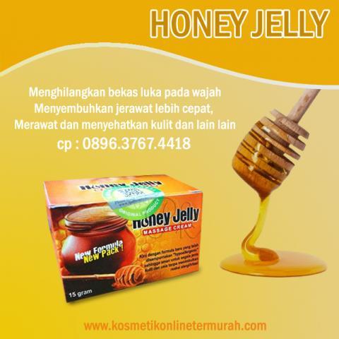 Foto: Krim Pemutih Wajah Honey Jelly