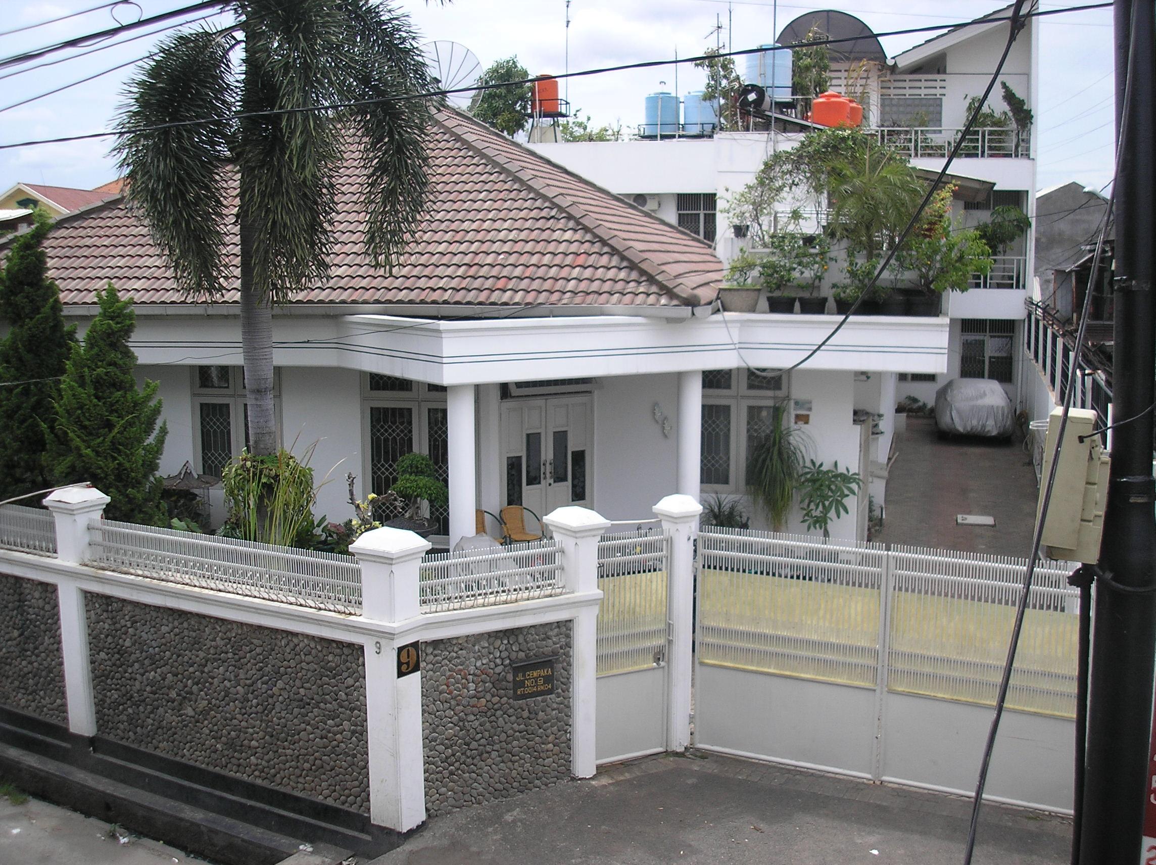 Foto: Kost Untuk Pria Di Cempaka Putih Barat – Jakarta Pusat