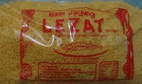 Foto: Nasi Jagung Lezat Yang Menggiurkan