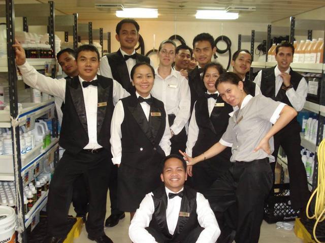 Foto: Dibutuhkan Staff Hotel Dan Kapal Pesiar