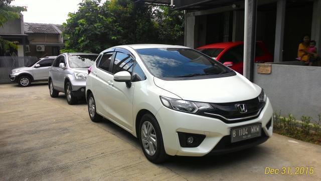 Foto: Rental Mobil Honda Jazz Di Pamulang