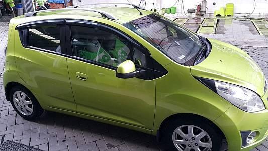 Foto: Dijual Mobil Chevrolet Spark 2011 Plat N (Malang Kota)