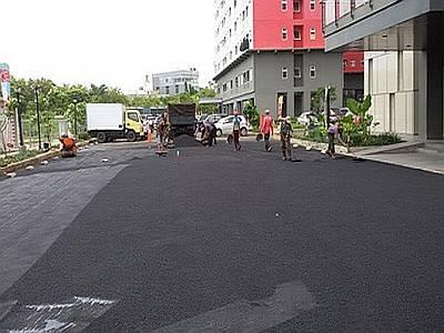 Foto: Kontraktor Jasa Pengaspalan Jalan