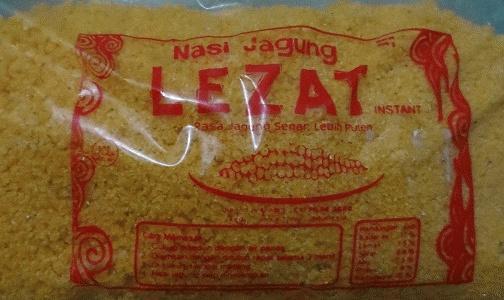 Foto: Nasi Jagung Lezat Mantap