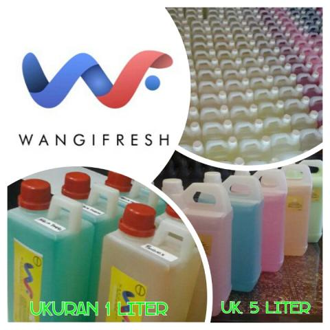 Foto: Dibuka Agen / Supplier Wangi Fresh Chemical Laundry Di Purwokerto