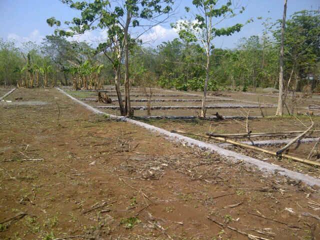 Foto: Tanah Kavling Makassar, Tanpa Panjar, Pondasi Keliling
