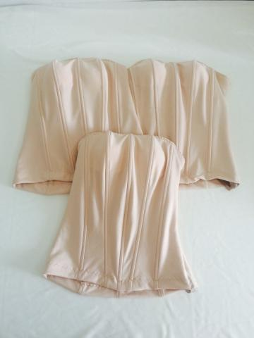 Foto: Bustier Basic Tulang 8 Plus Cup Polyester