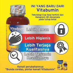 Foto: Vitamin Anak 1 Tahun, Vitabumin, Vitamin Sistem Imun