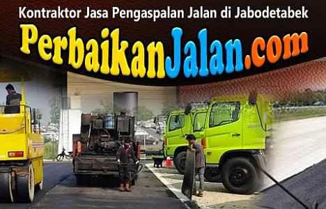 Foto: Kontraktor Jasa Perbaikan Jalan Berpengalaman