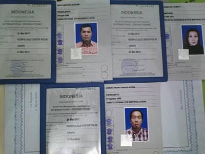 Foto: Jasa Pengurusan SIM, STNK, BPKB, Dan KIR