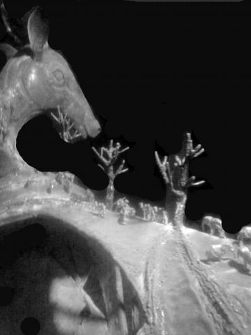 Foto: Pameran Seni Rupa Bayangan Batin