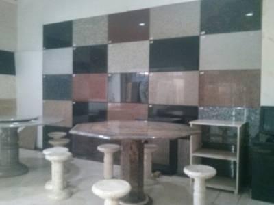 Foto: Desain Dapur Kitchenset Granit Marmer Jakarta Jabodetabek