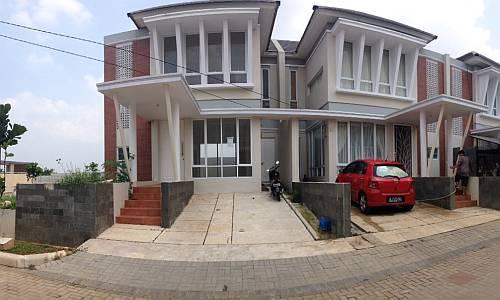 Foto: Dijual Cepat! Rumah Baru Siap Huni 2 Lantai Posisi Hook Di Bukit Cimanggu City