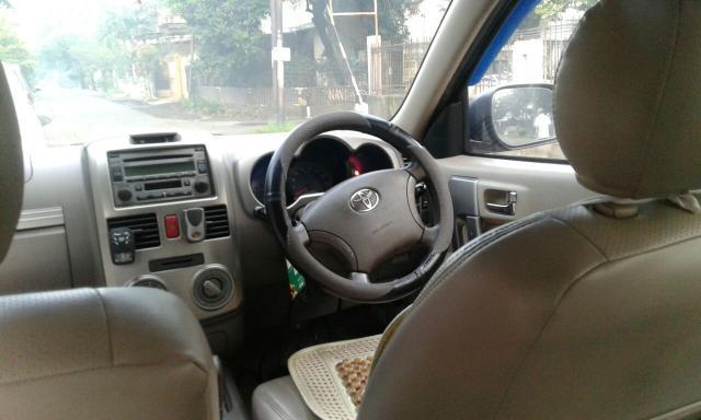 Foto: Dijual Toyota Rush Pribadi