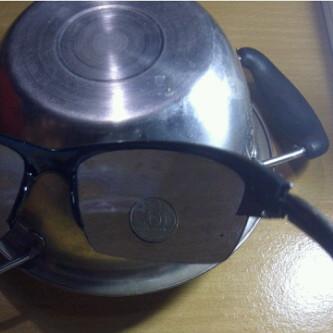 Foto: Kacamata Sun Dvr (Terapi Mata & Tembus Pandang)