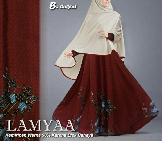 Foto: Supplier Baju Terlaris, Hijab Syari, Korea Busui Fit Xl, Termurah!!!